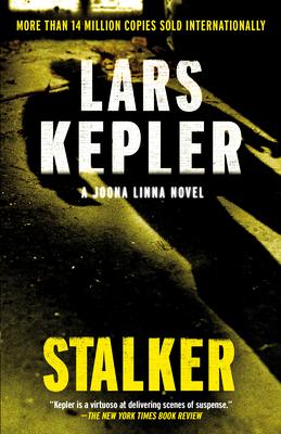 Stalker: A novel (Joona Linna #5) Cover Image