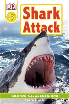 DK Readers L3: Shark Attack! (DK Readers Level 3) Cover Image