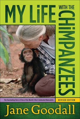 My Life with the Chimpanzees Cover Image