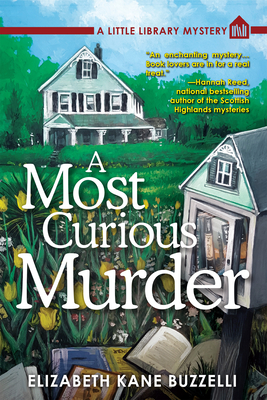 A Most Curious Murder: A Little Library Mystery Cover Image