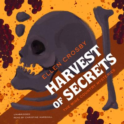 Harvest of Secrets Lib/E cover