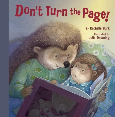 Cover for Don't Turn the Page