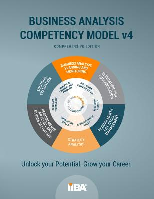 The Business Analysis Competency Model(R) version 4 Cover Image