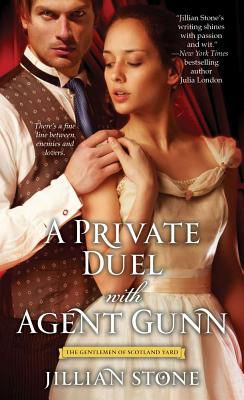 A Private Duel with Agent Gunn Cover