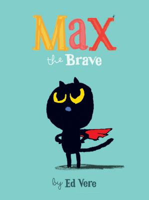 Max the Brave Cover Image