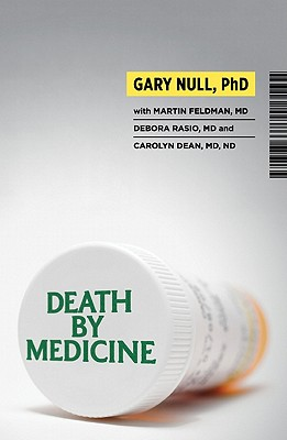 Death by Medicine [With DVD] Cover Image