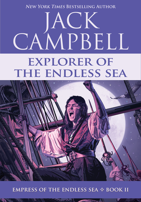 Explorer of the Endless Sea (Empress of the Endless Sea) Cover Image