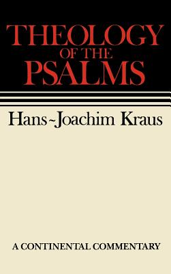 Theology of the Psalms Cover
