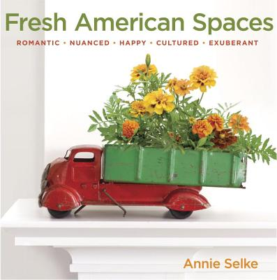 Fresh American Spaces Cover