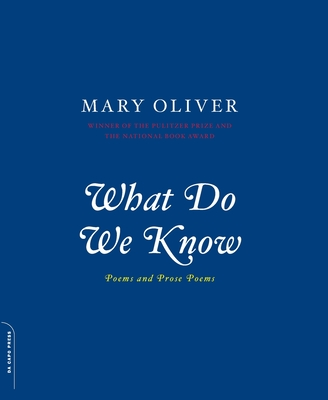 What Do We Know Cover