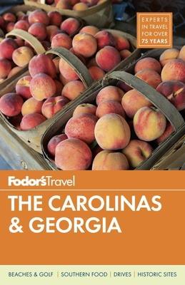 Fodor's the Carolinas & Georgia Cover Image
