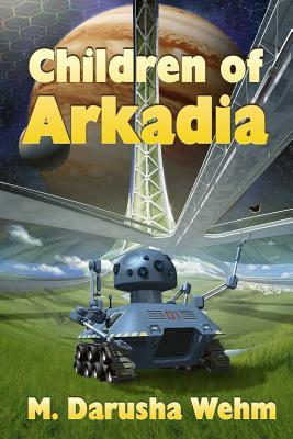 Cover for Children of Arkadia
