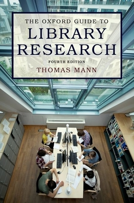 The Oxford Guide to Library Research Cover Image