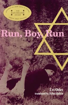 Run, Boy, Run Cover Image
