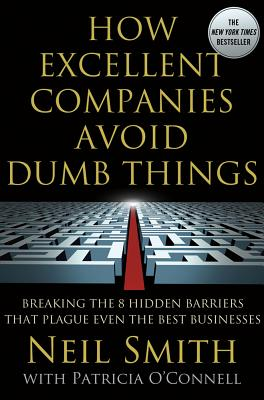 How Excellent Companies Avoid Dumb Things Cover