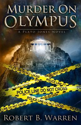 Murder on Olympus Cover