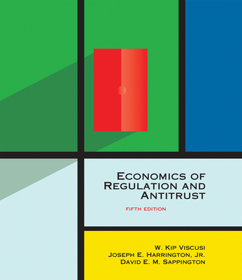 Cover for Economics of Regulation and Antitrust, Fifth Edition
