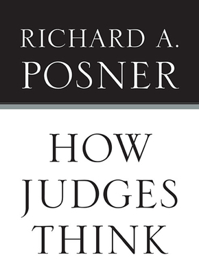 How Judges Think Cover Image