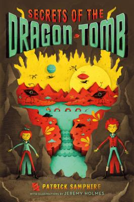 Cover for Secrets of the Dragon Tomb