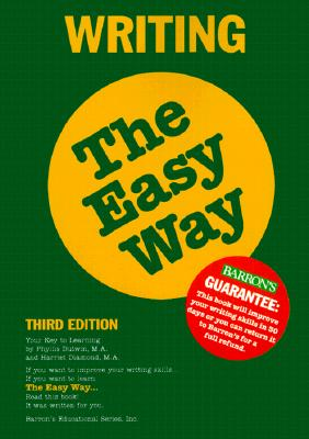 Writing the Easy Way (Barron's Easy Series) Cover Image