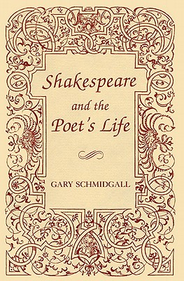 Cover for Shakespeare and the Poet's Life