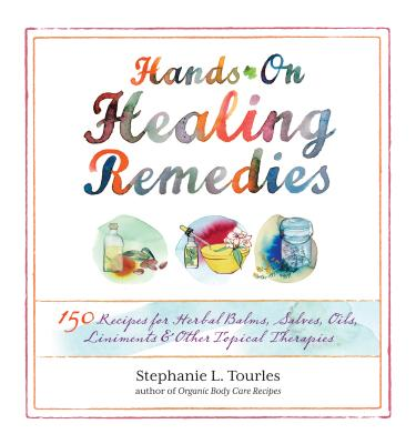 Hands-On Healing Remedies Cover