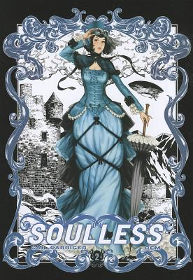 Soulless, Volume 2 Cover