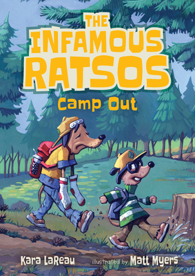 The Infamous Ratsos Camp Out Cover Image