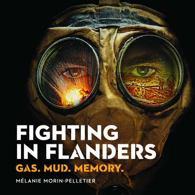 Fighting in Flanders: Gas. Mud. Memory. (Souvenir Catalogue Series) Cover Image