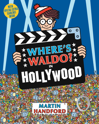 Where's Waldo? In Hollywood Cover Image