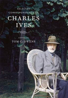 Cover for Selected Correspondence of Charles Ives