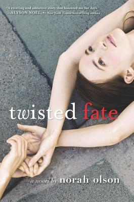 Cover for Twisted Fate