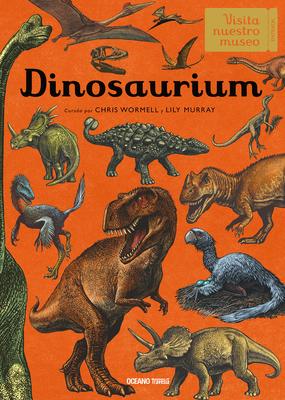 Dinosaurium (El libro Océano de…) Cover Image