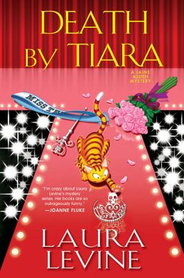 Death by Tiara (A Jaine Austen Mystery #13) Cover Image