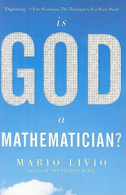 Cover for Is God a Mathematician?