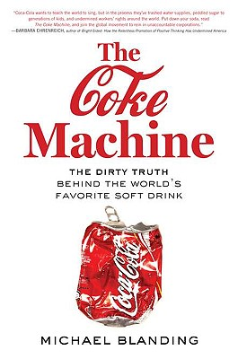 The Coke Machine Cover