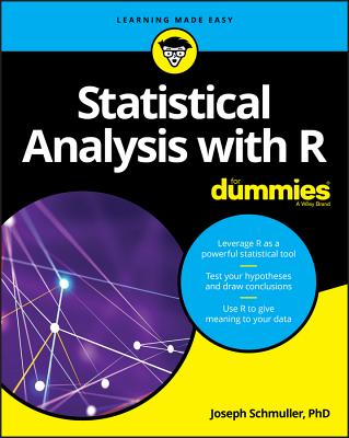 Statistical Analysis with R for Dummies (For Dummies (Computers)) Cover Image