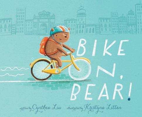 Cover for Bike On, Bear!
