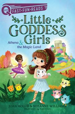 Cover for Athena & the Magic Land