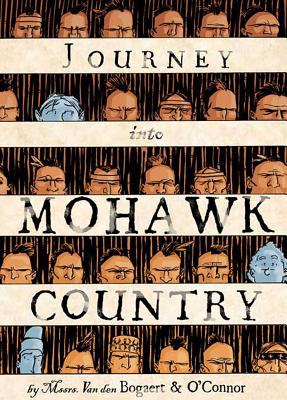 Journey Into Mohawk Country Cover