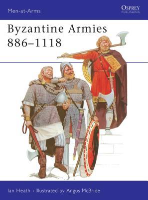 Byzantine Armies 886 1118 Cover