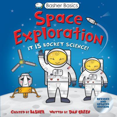 Basher Basics: Space Exploration Cover Image