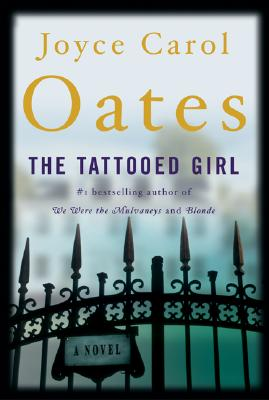 The Tattooed Girl Cover