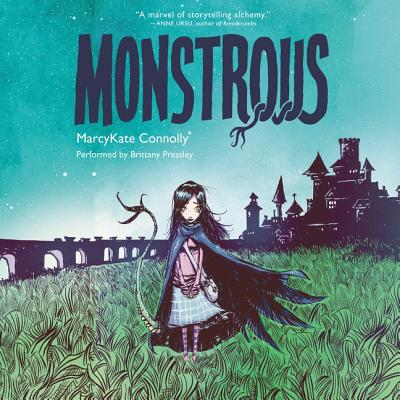 Monstrous Lib/E Cover Image