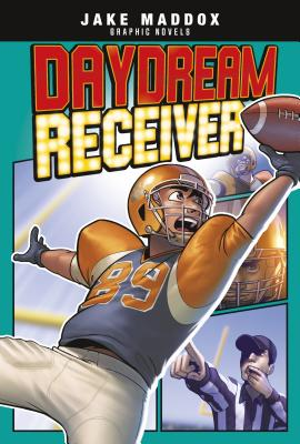 Daydream Receiver (Jake Maddox Graphic Novels) Cover Image