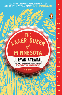 The Lager Queen of Minnesota: A Novel Cover Image