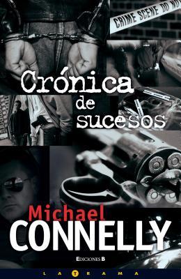 Cover for Cronicas de Sucesos = Crime Beat