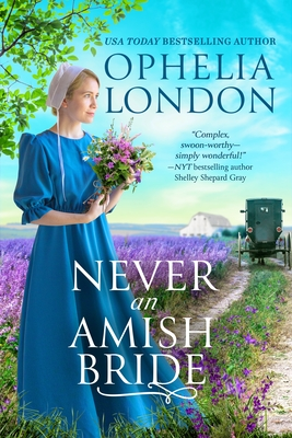 Never an Amish Bride (Honey Brook #1) Cover Image