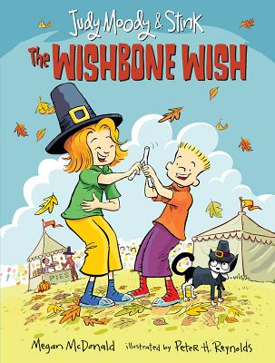 Judy Moody and Stink: The Wishbone Wish Cover Image