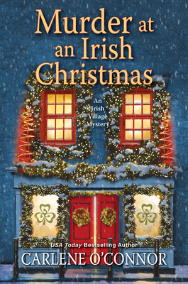 Murder at an Irish Christmas (An Irish Village Mystery #6) Cover Image